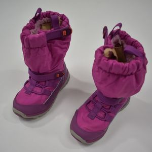 Stride Rite toddler snow boots 7W